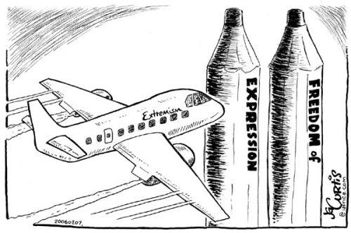 'Cartoon Jihad': Africartoons.com