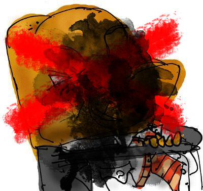 'Jerm Self-Censors His Avatar ': Africartoons.com