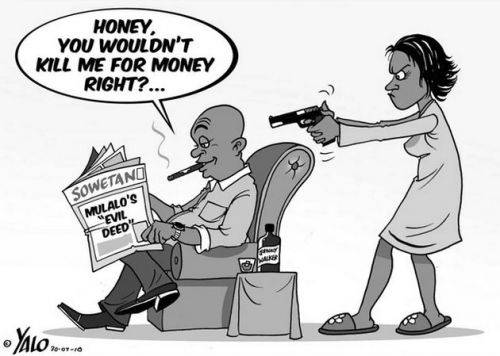 'Husband Killer': Africartoons.com