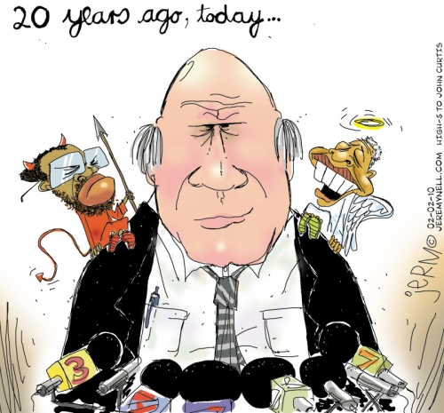 '1990:  Mandela will be Free!': Africartoons.com