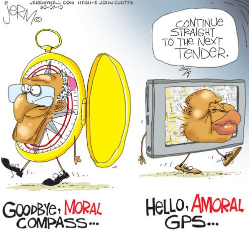 'Tutu moral compass': Africartoons.com