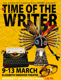 Time of the Writer poster