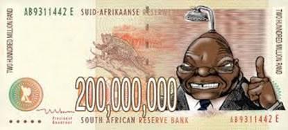 Zuma Bank Note