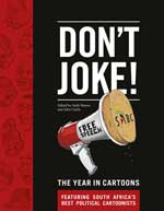 Don't Joke! Book Cover