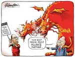 Cartoon by Brandan