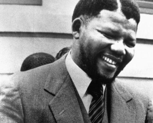 Nelson Mandela circa 1964