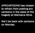 No Cartoons till Monday