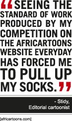 Africartoons quote 