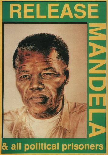 Mandela by Unknown Dutch Artist
