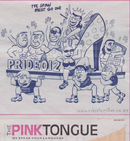 The Pink Tongue
