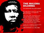 The Malema Dilemma Invitation