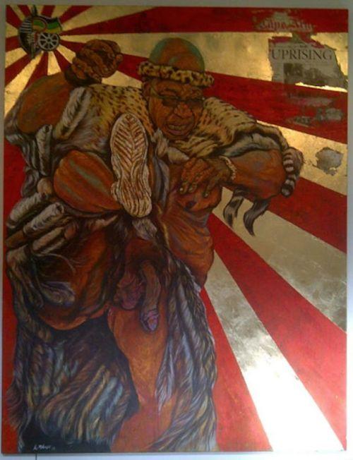 Umshini Wam by Ayanda Mabulu