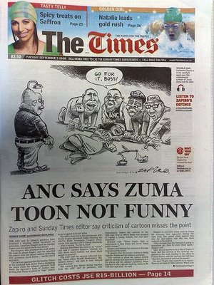 The Times headlines